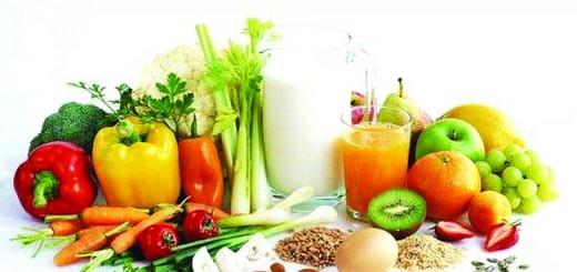 Как правильно питаться чтобы быть здоровым?