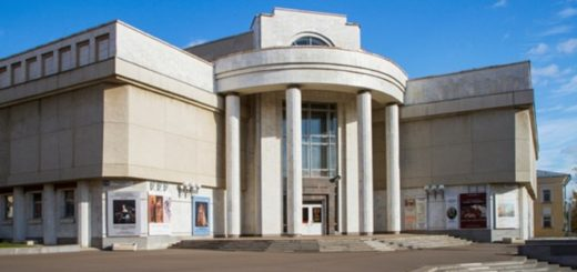 Художественный музей им.В.М и А.М.Васнецовых